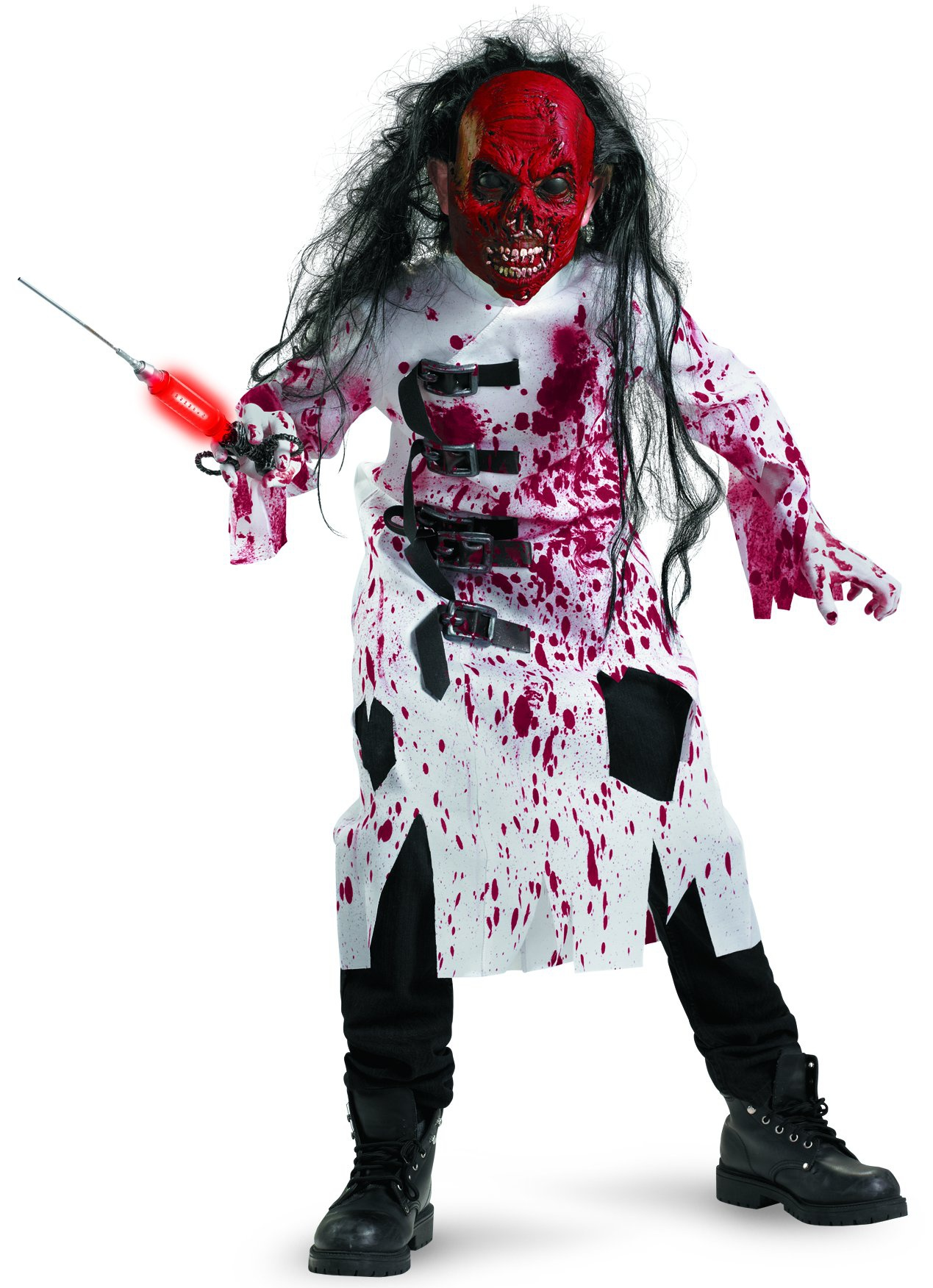Demented doctor scary kids costume kids scary costumes item 11933 our