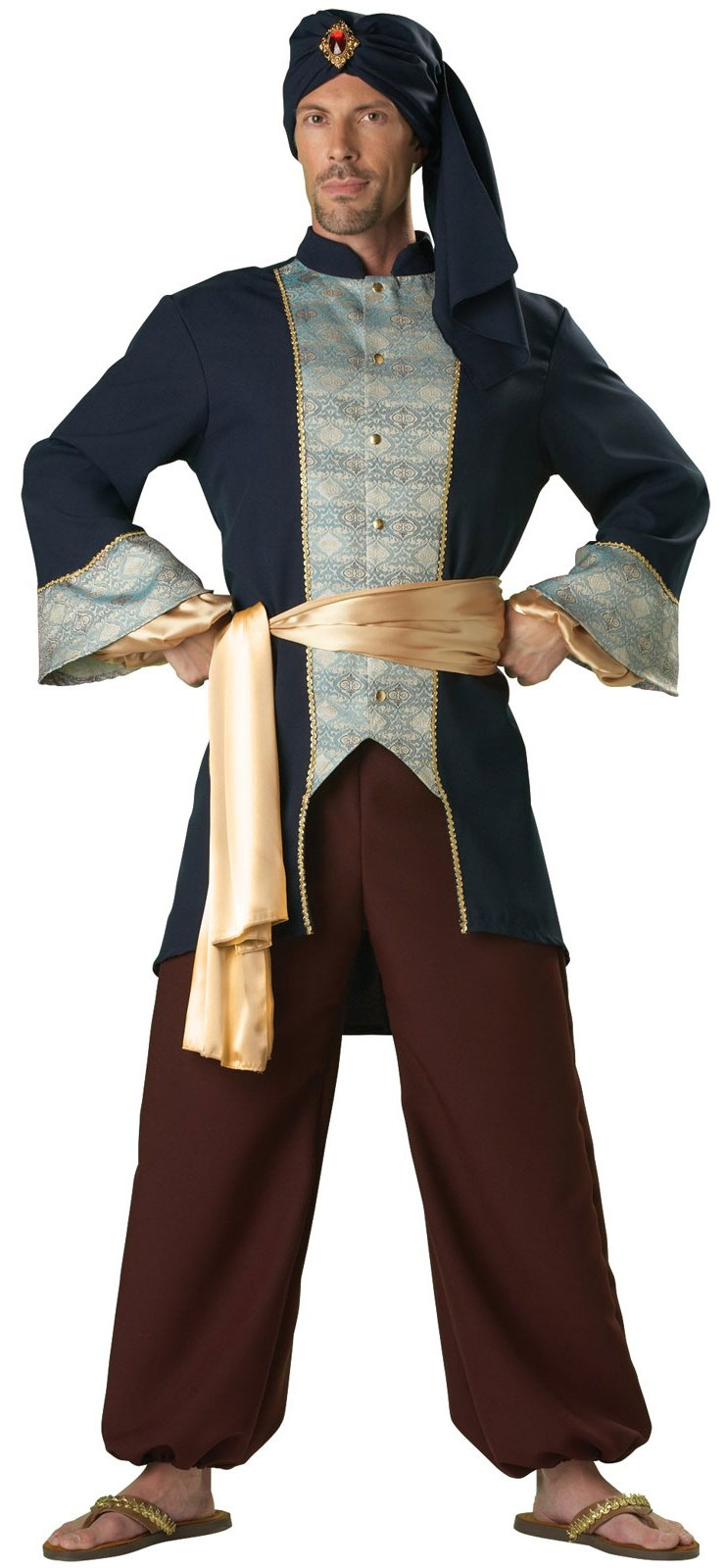 Royal Sultan Adult Costume Costumes