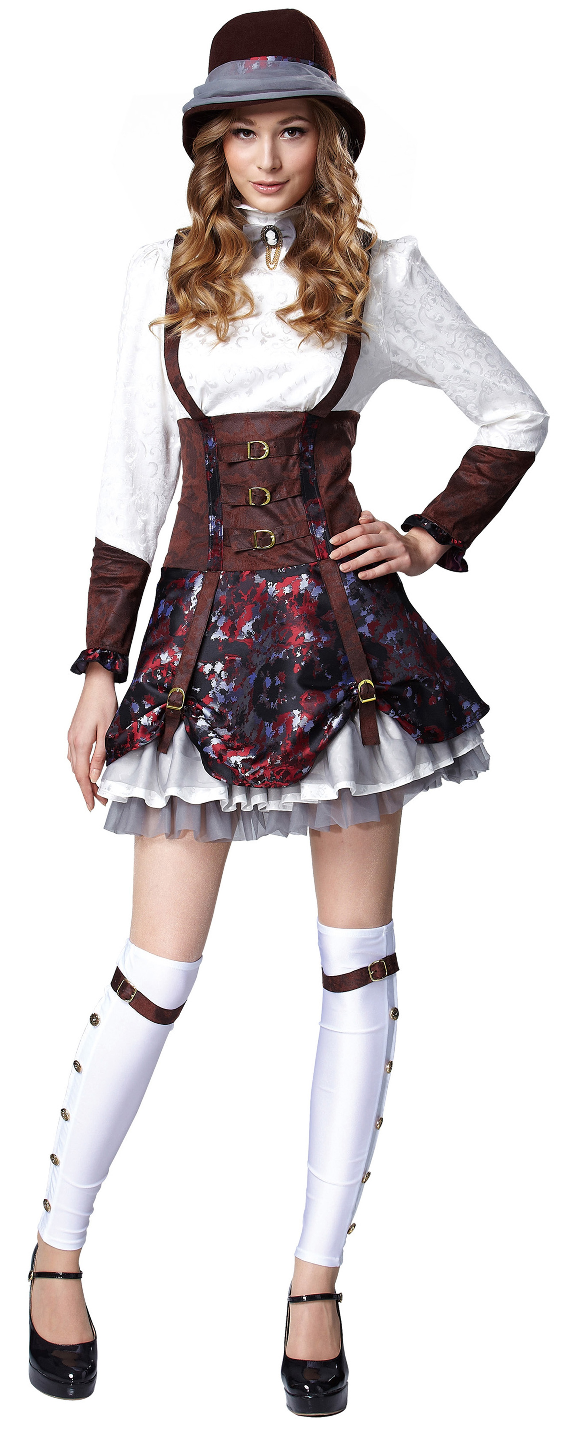 Steampunk Lady Historical Adult Costume Costumes