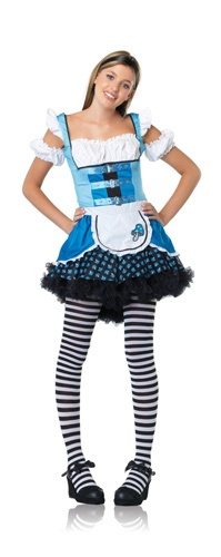 alice costume j48023 ... but don't worry it'll be like Downton Abbey, you'll get hooked, ...