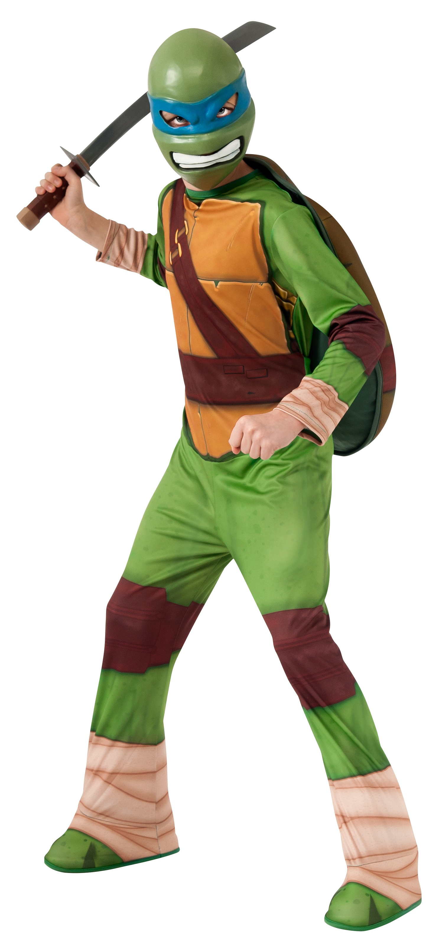 Teenage mutant ninja turtles costume for kids - photo#8