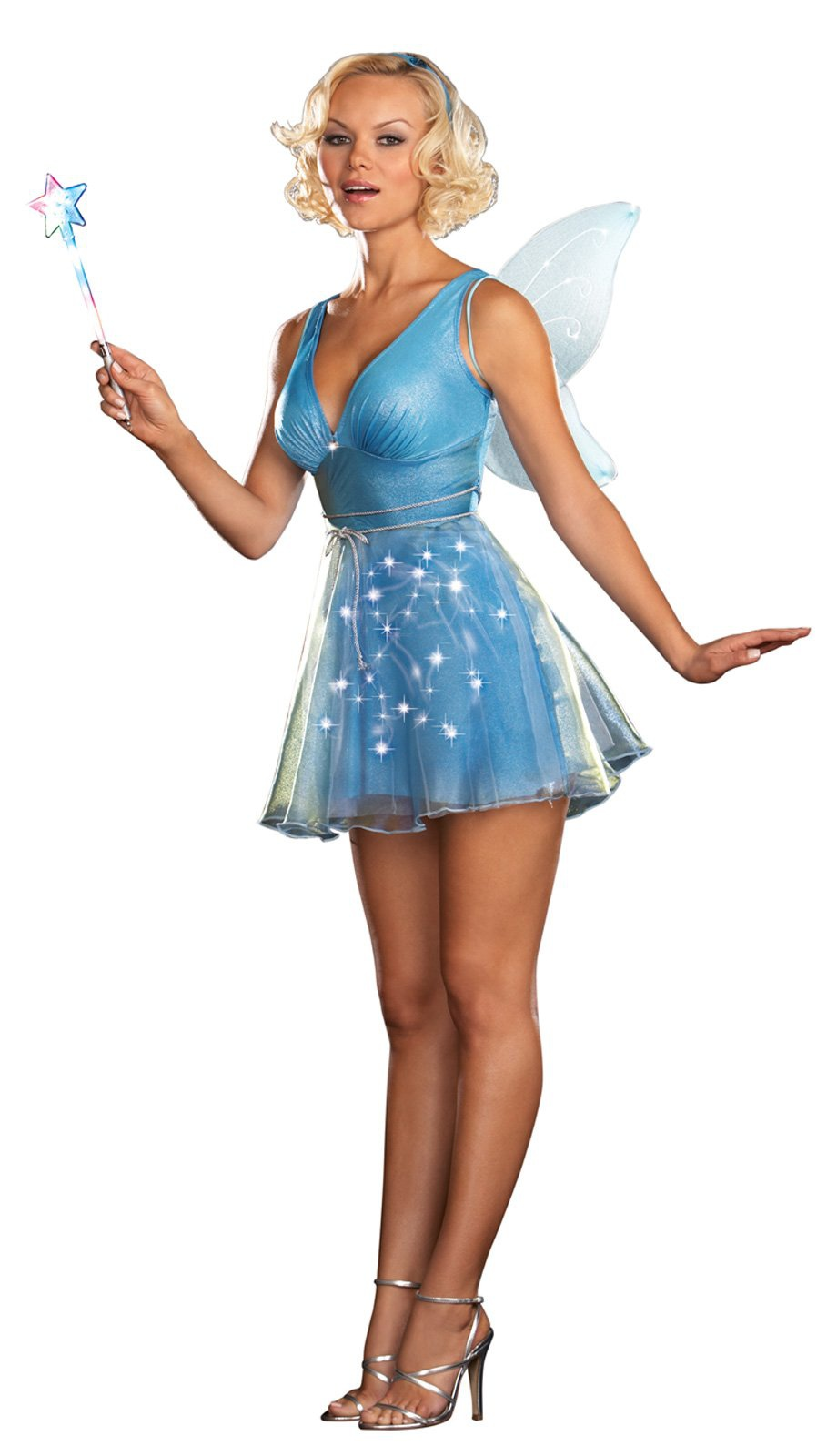 True Blue Fairy Costume Costumes