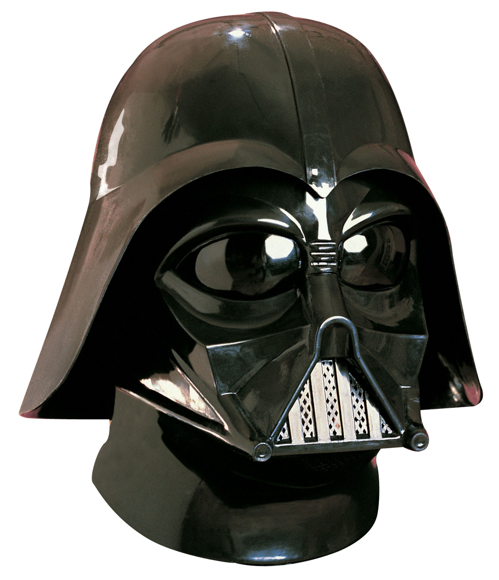 deluxe darth vader two piece full star wars mask mr. Black Bedroom Furniture Sets. Home Design Ideas