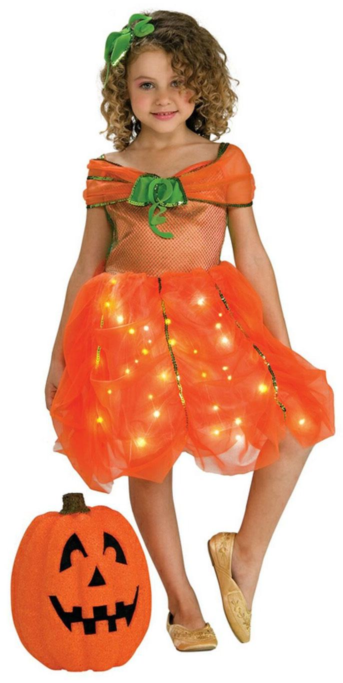 Twinkle Pumpkin Costume