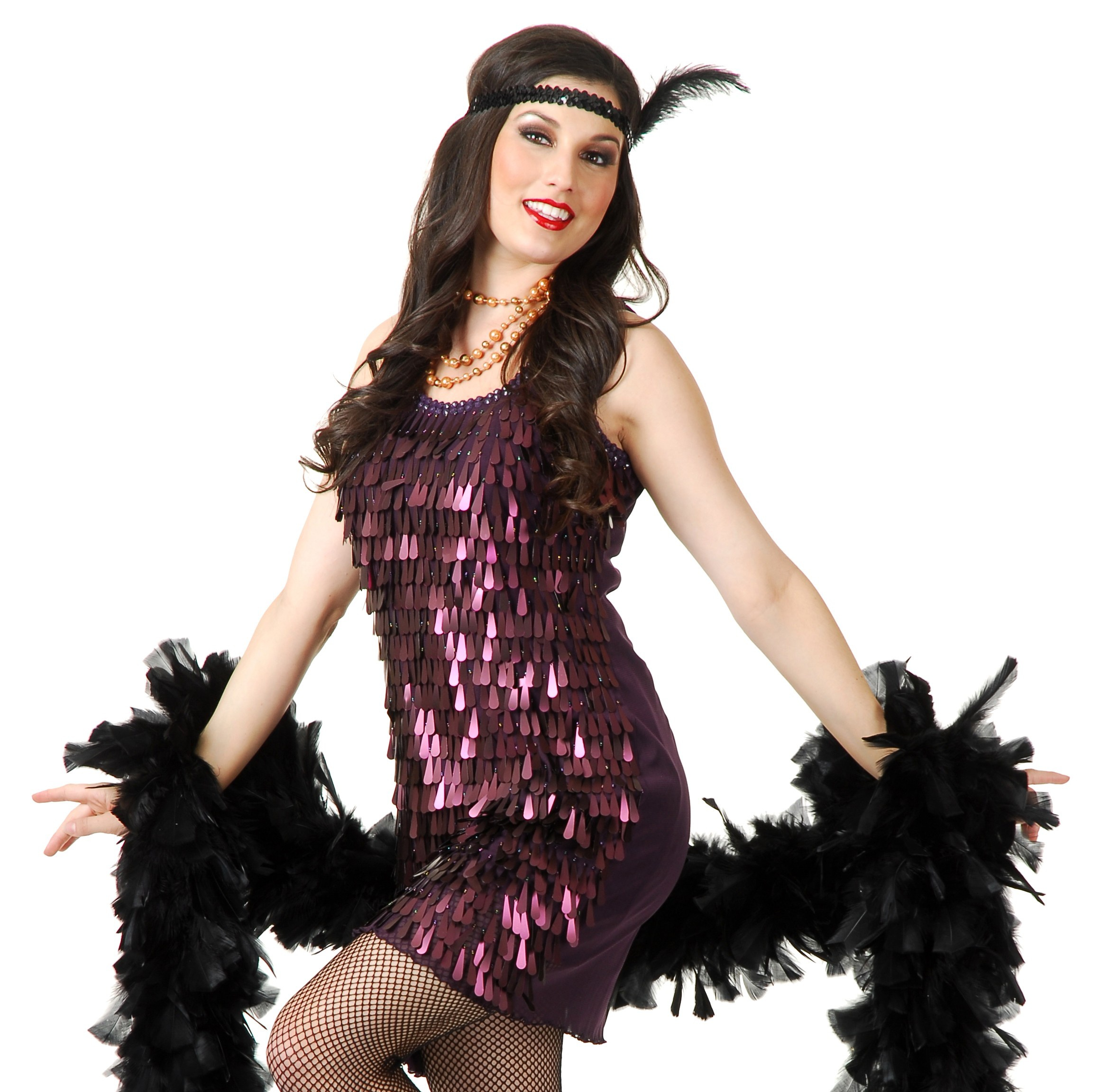 Authentic Flapper Dress - Viewing Gallery
