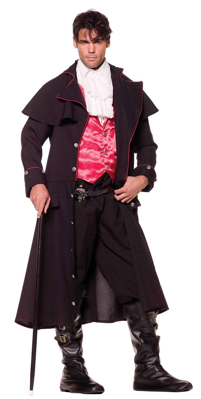 Count Vampire Costume