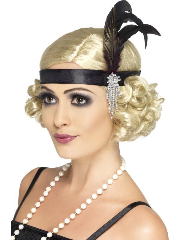 Home gt gt accessories gt gt 20s gatsby girl headband gatsby hair
