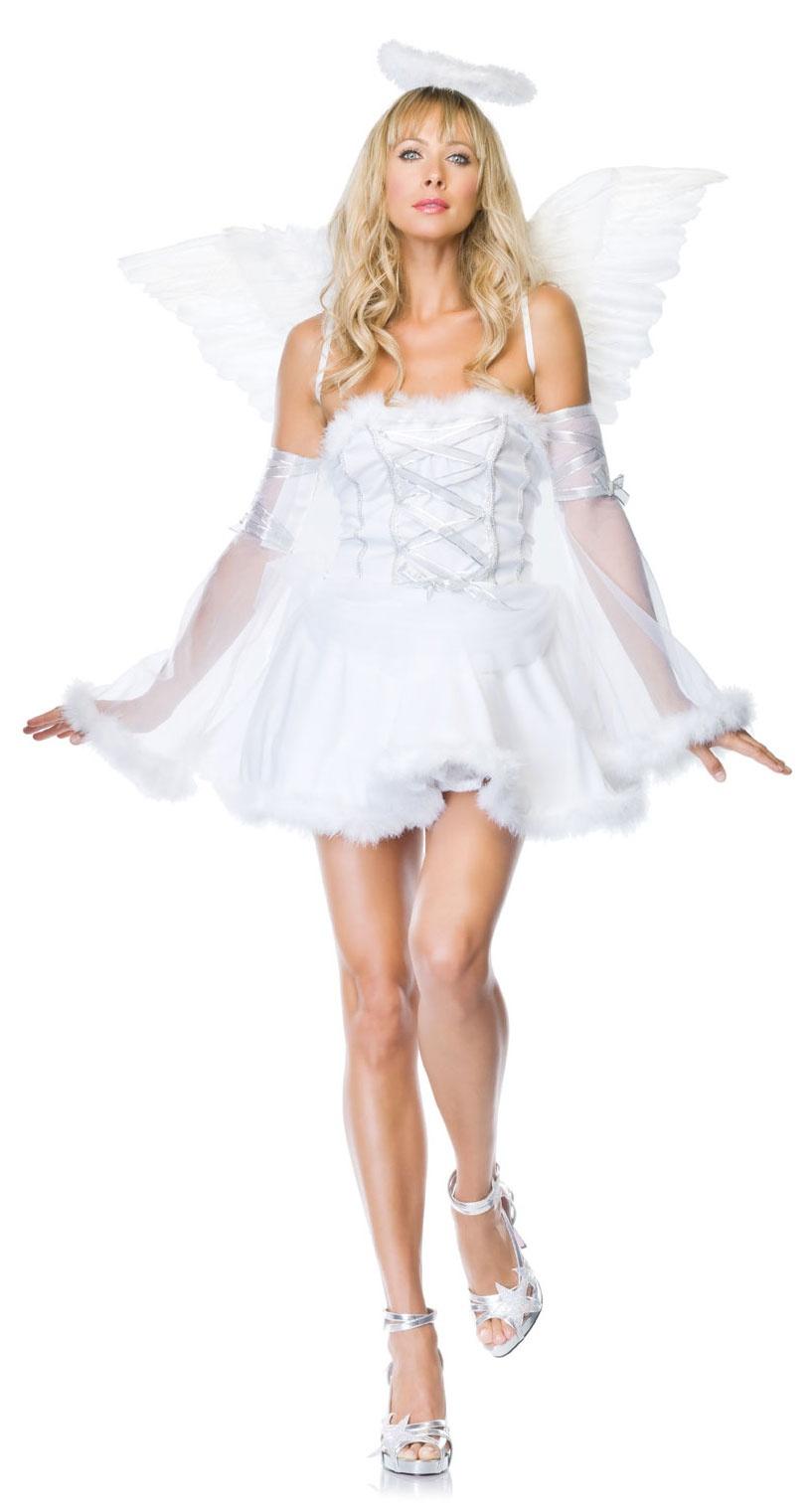 Adult angel halloween costume