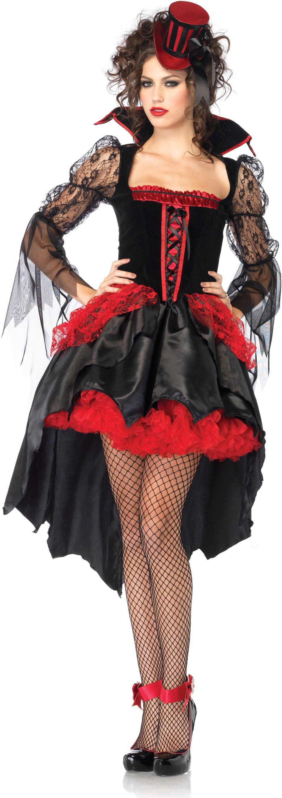 Midnight Mistress Vampire Costume