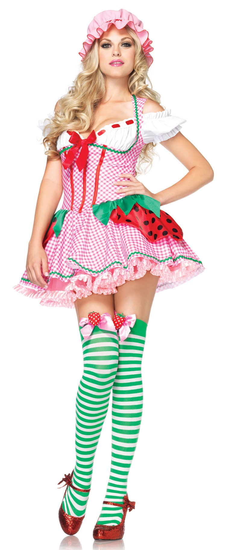 Strawberry Beauty Costume