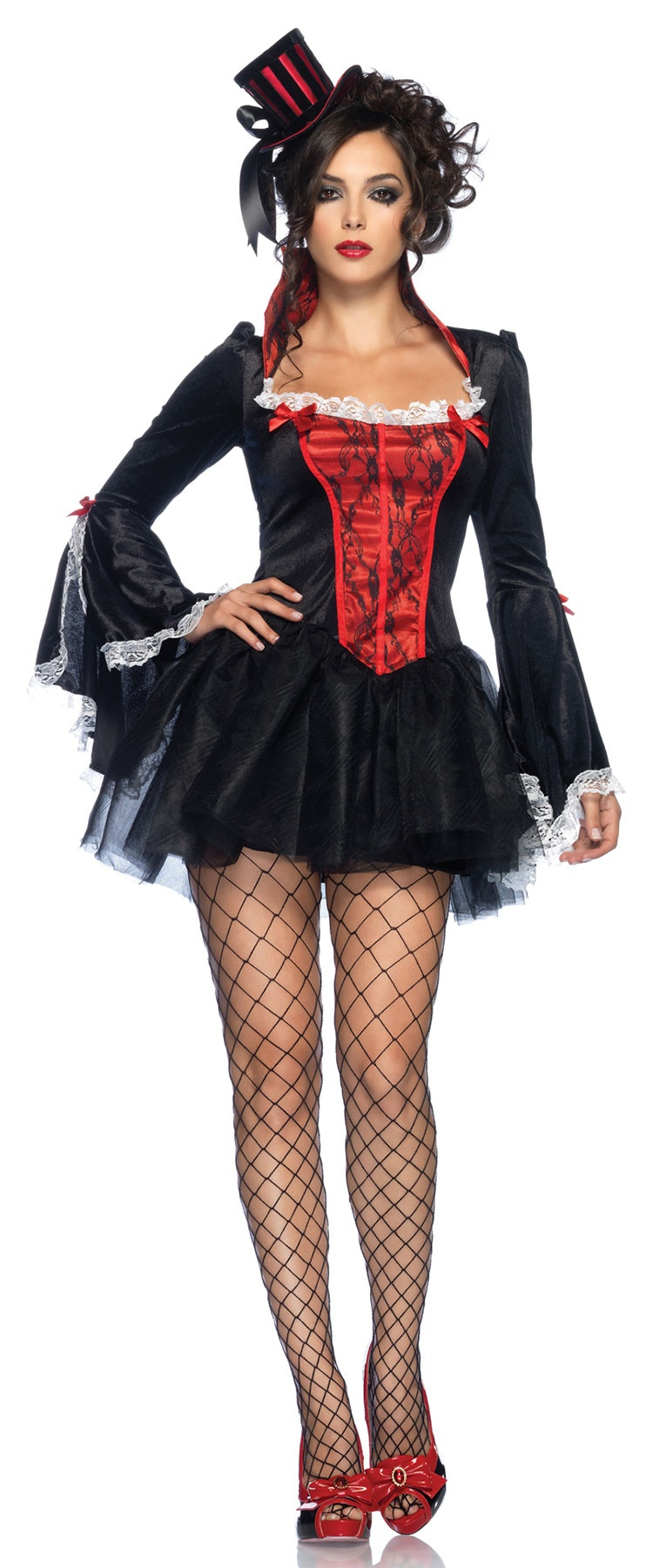transylvania temptress sexy vampire costume mr costumes. Black Bedroom Furniture Sets. Home Design Ideas