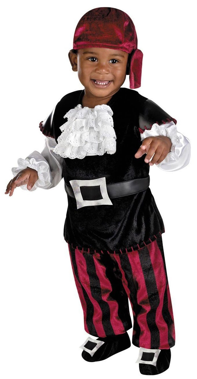 Puny Pirate Baby Costume Costumes