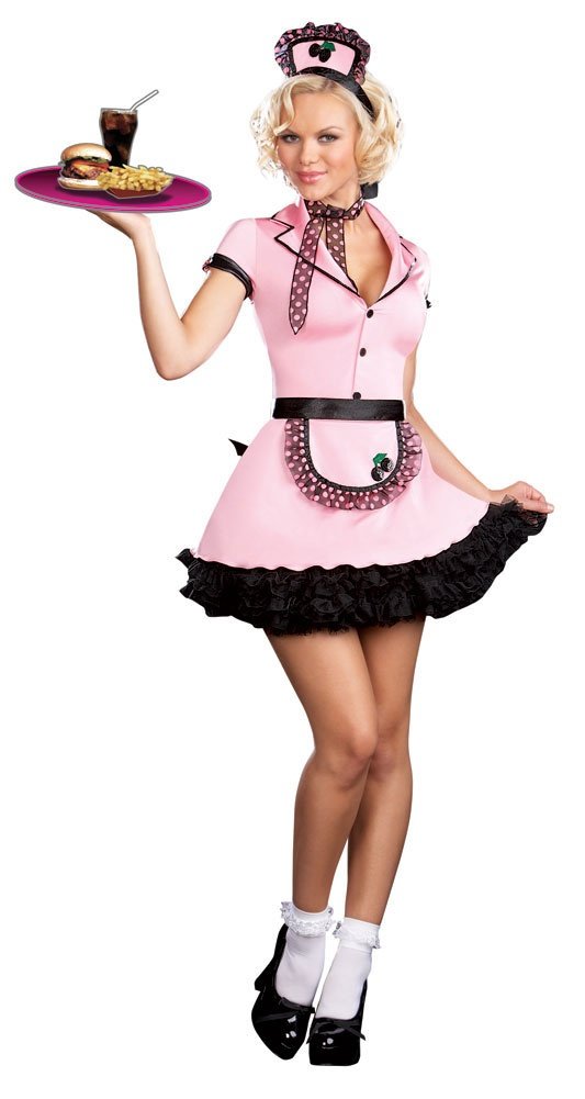photos of single girls 50's costumes № 142563