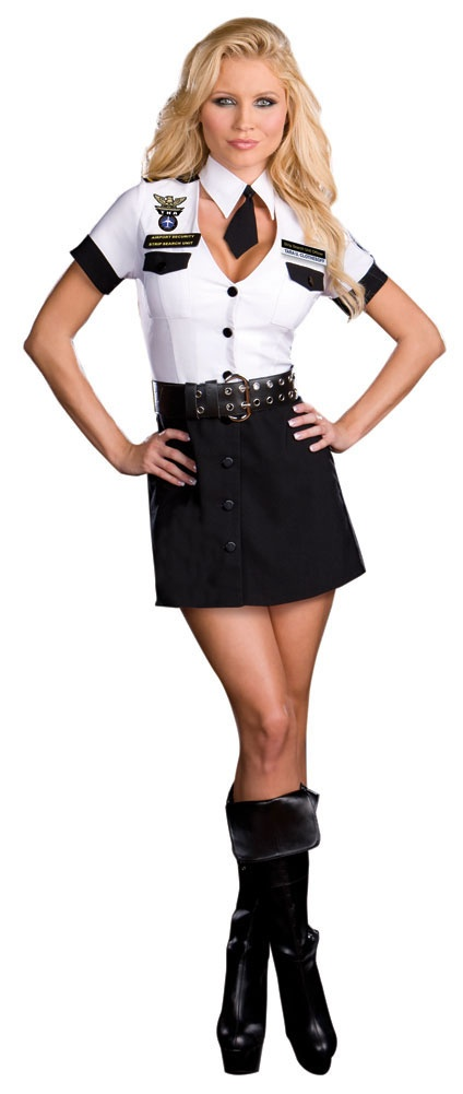Sexy cop costumes