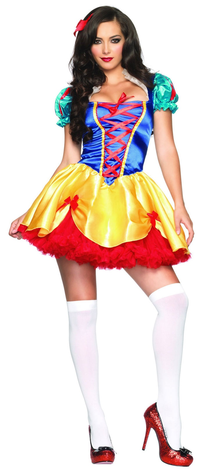 Fairy Tale Sexy Snow White Costume