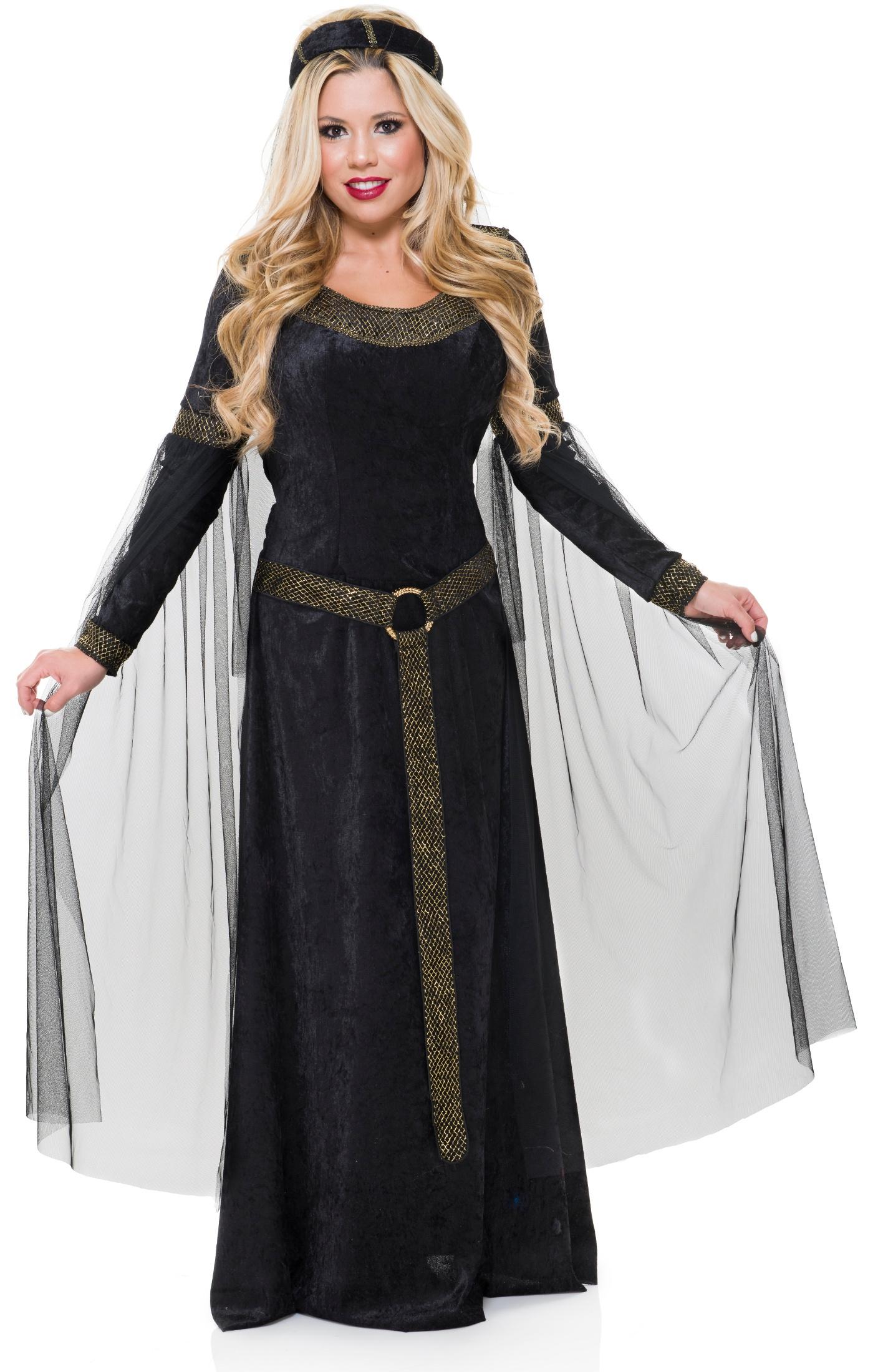 Renaissance Maiden Adult Costume - Mr. Costumes
