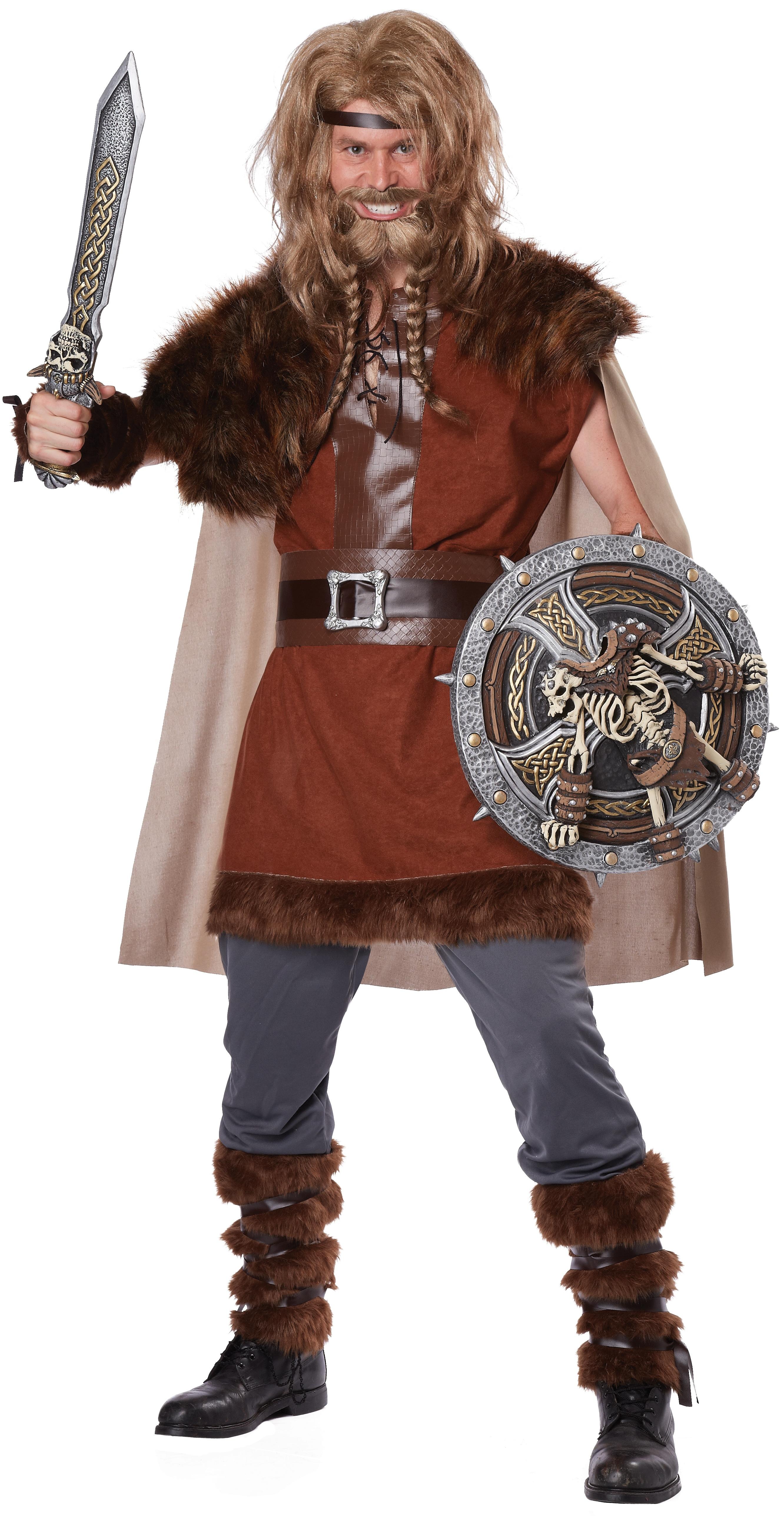 mens mighty viking costume