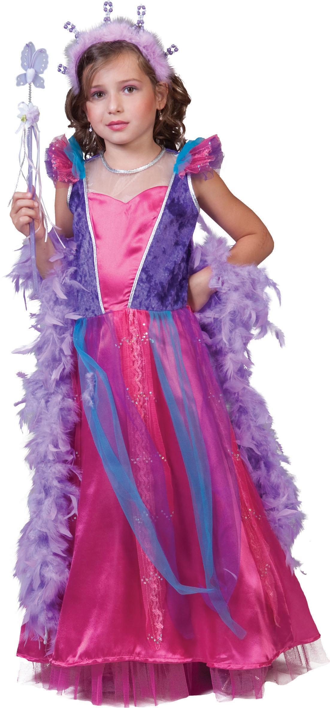 princess lilly kids costume