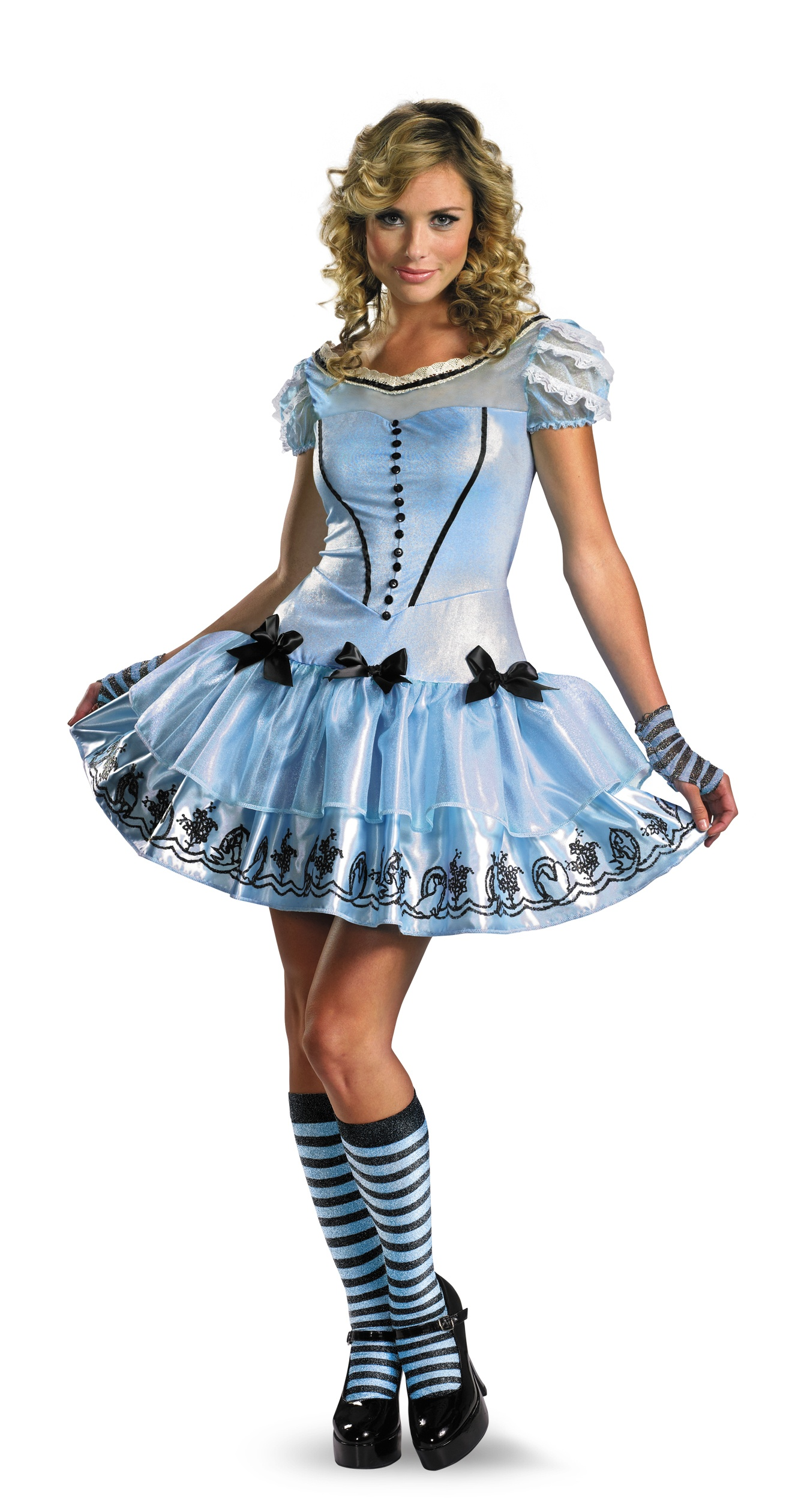 Sexy Alice In Wonderland Costumes 109