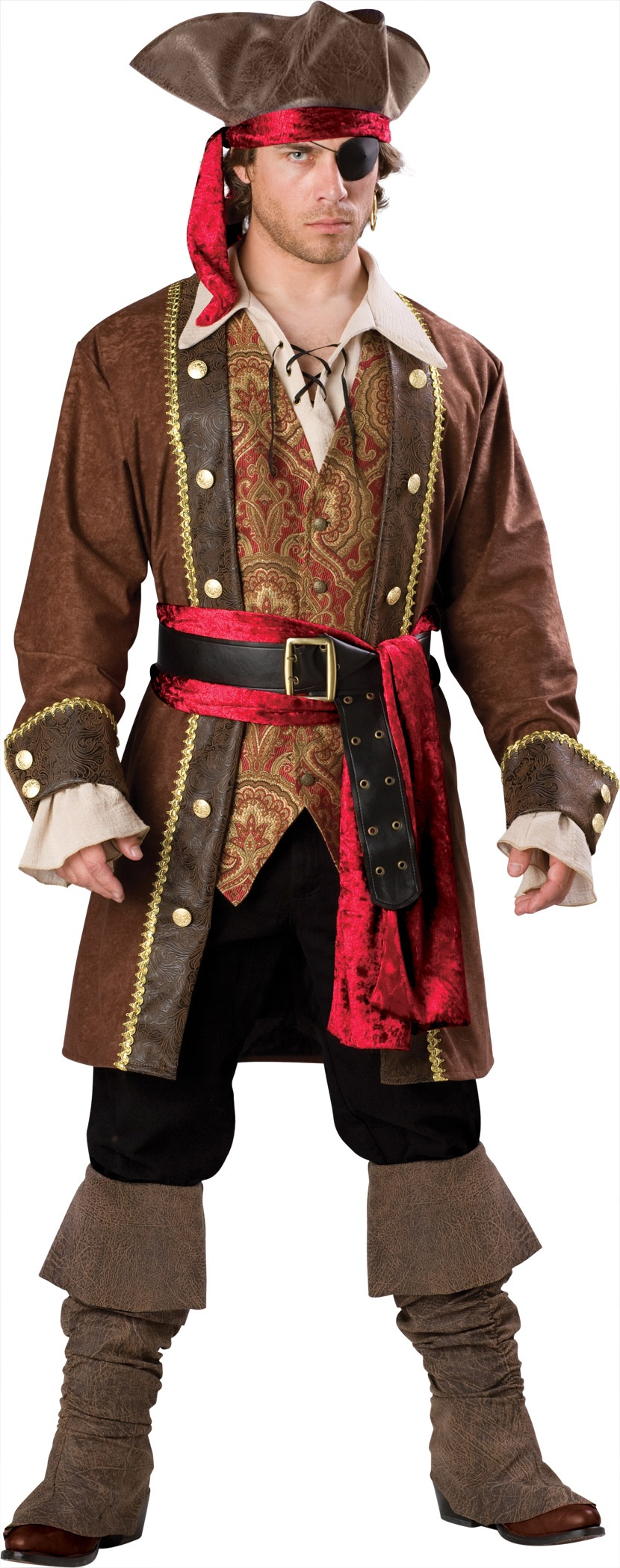 Captain Skullduggery Pirate Costume