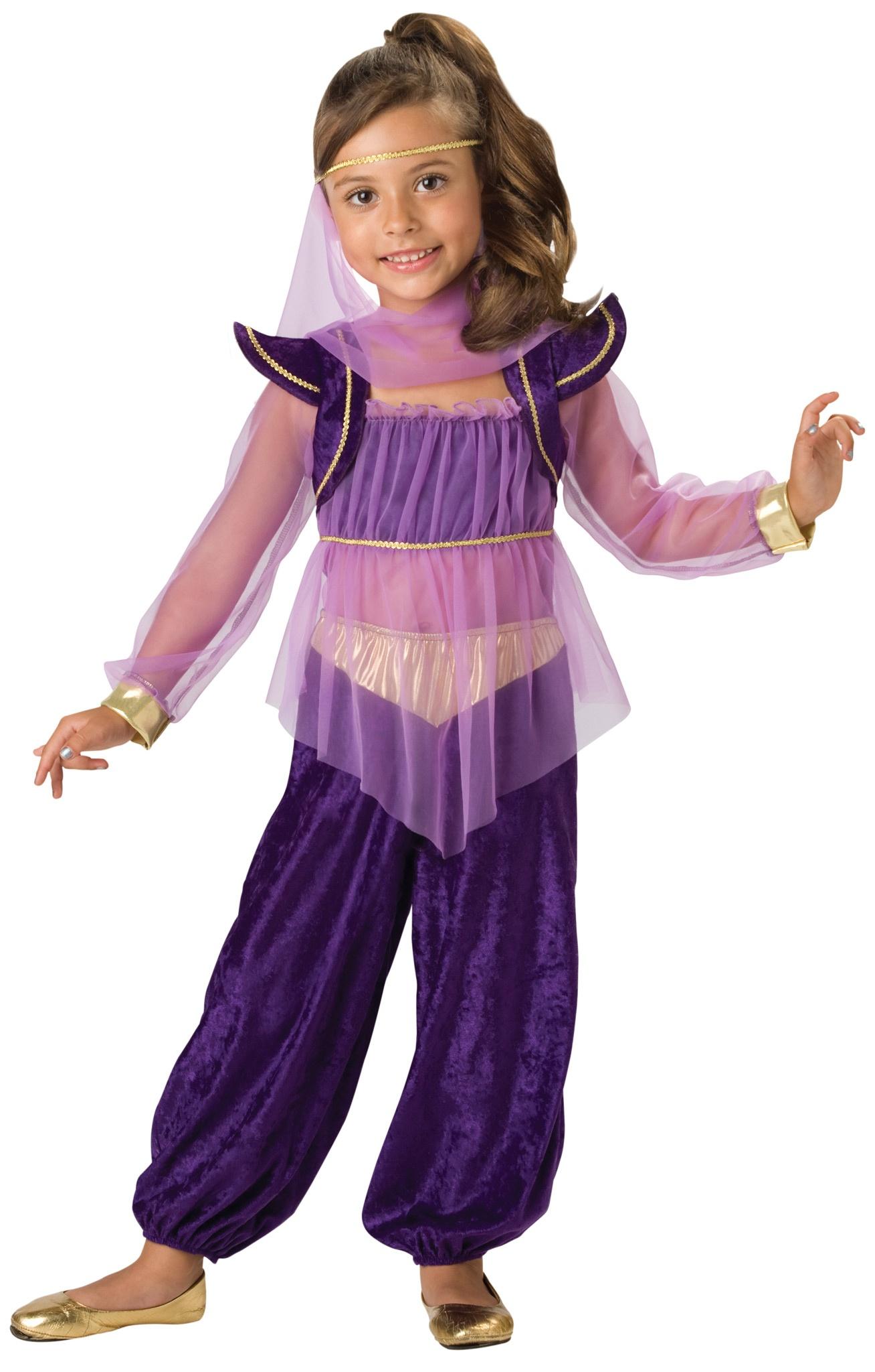 girls dreamy genie kids costume mr costumes