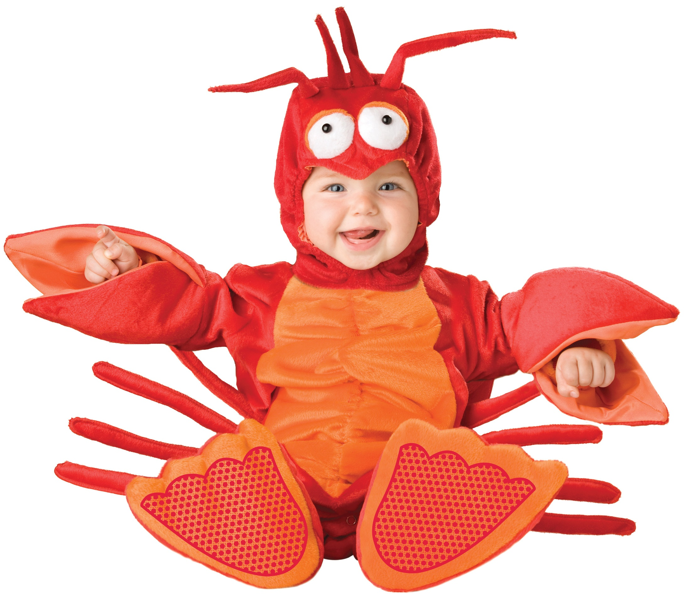 Lil Lobster Baby Costume Costumes