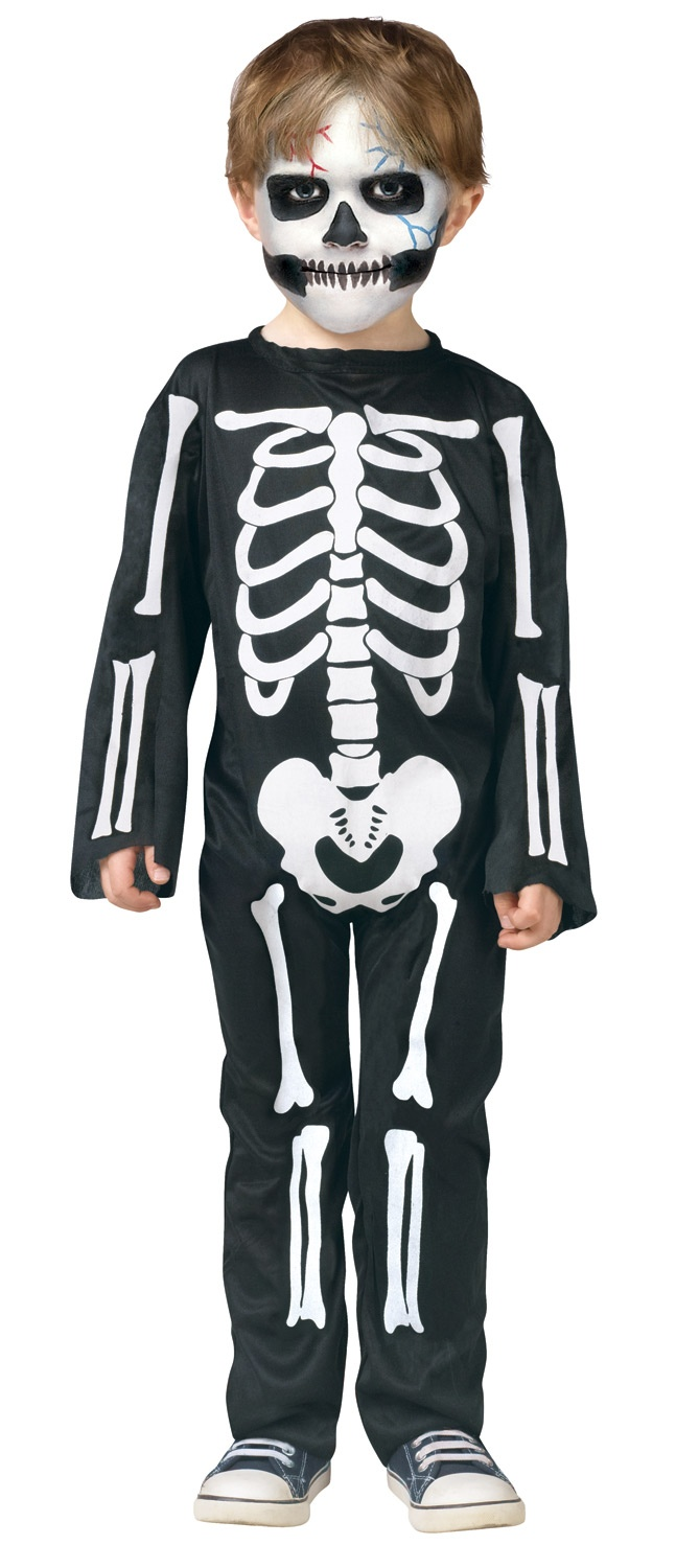 boys scary skeleton kids costume mr costumes. Black Bedroom Furniture Sets. Home Design Ideas