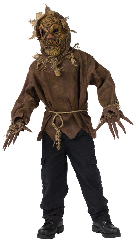 Boys Evil Scarecrow Kids Costume Costumes