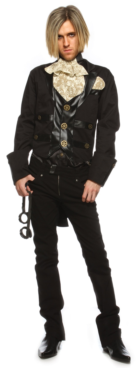 Sir Steampunk Adult Costume