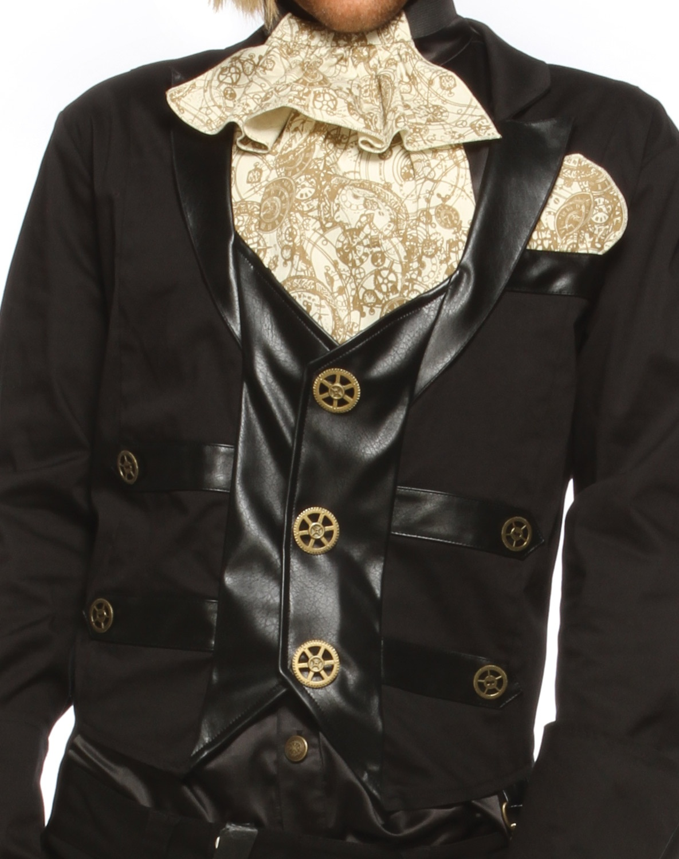 Sir Steampunk Adult Costume Mr Costumes