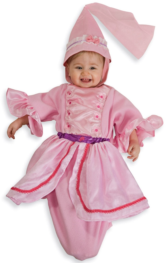 Bunting Pink Princess Baby Costume Mr Costumes