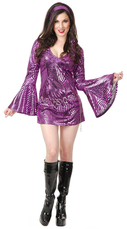 Sexy Disco Diva Costume - Mr. Costumes
