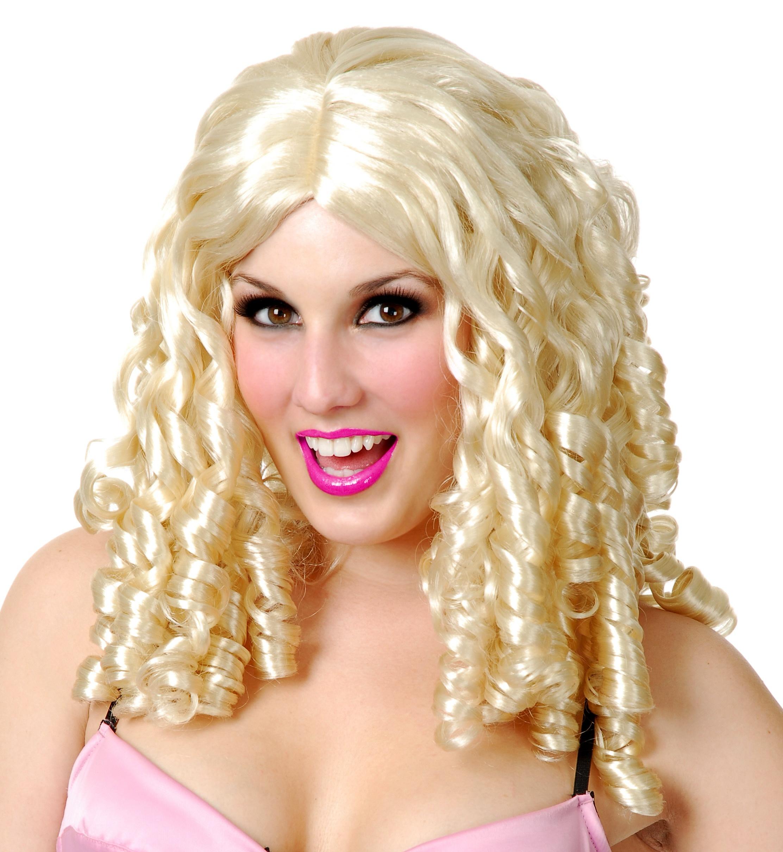 Toddler Blonde Wig 76