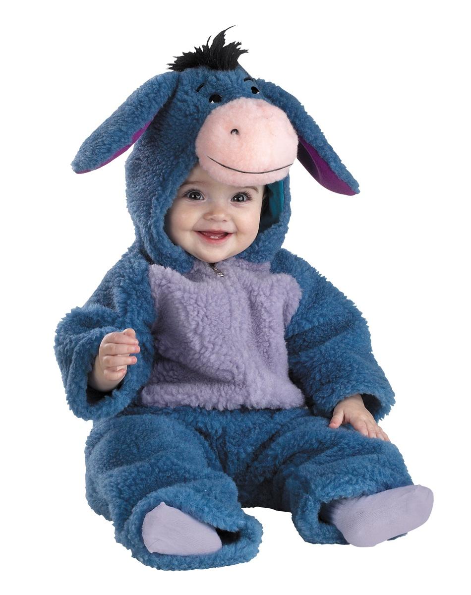 Eeyore Plush Deluxe Baby Costume Costumes