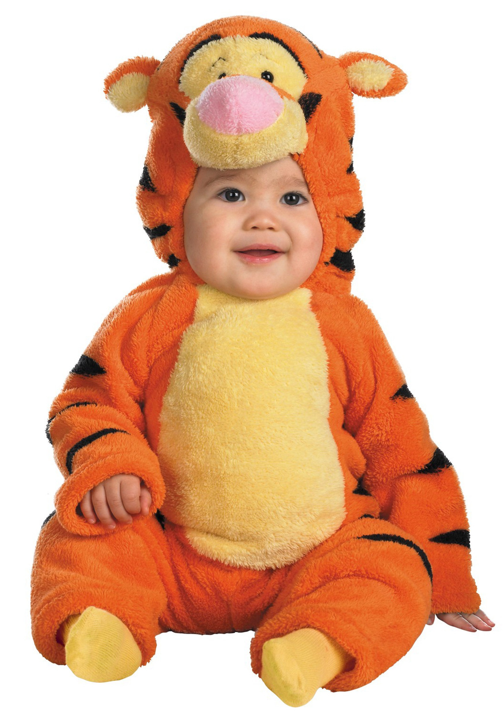 Tigger Deluxe TwoSided Plush Jumpsuit
