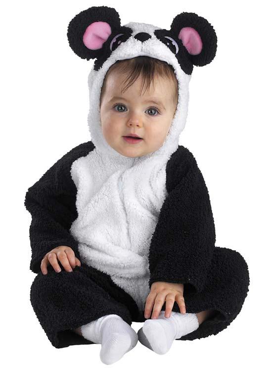 Petite Panda Baby Costume Costumes