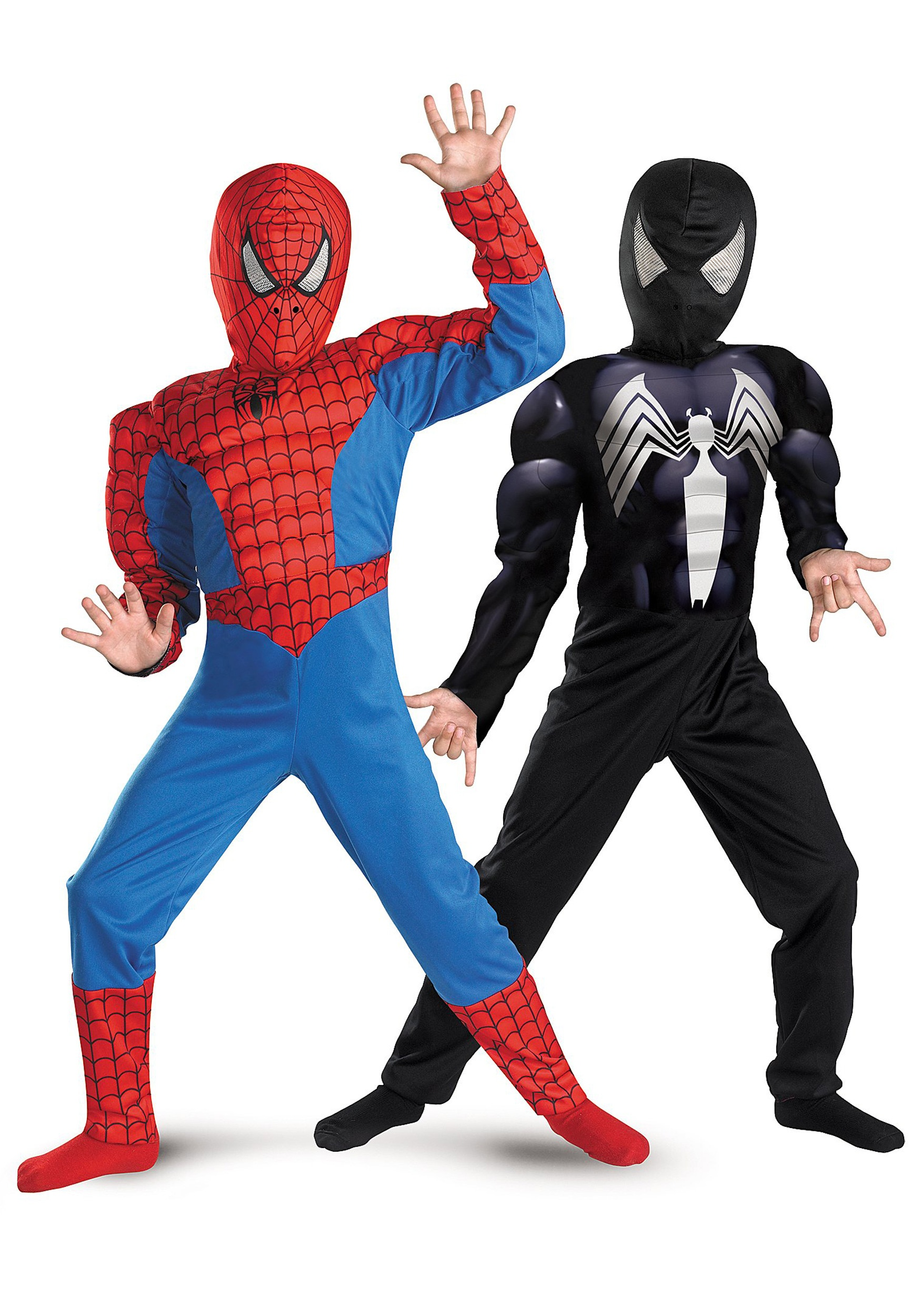 Home >> Spiderman Costume >> Reversible SpiderMan 3 Red To Black ...
