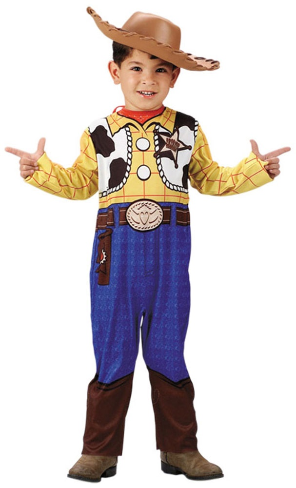 ... >> Toy Story Costumes >> Disney Toy Story Woody Kids Cowboy Costume