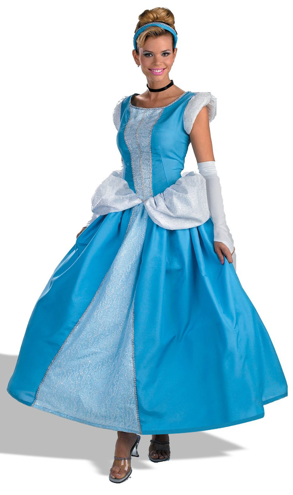 Adult Disney Prestige Princess Cinderella Costume. Adult Cinderella Costumes