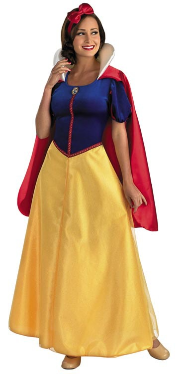 Licensed disney costumes adults