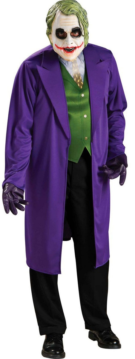 Joker Costume - Adult