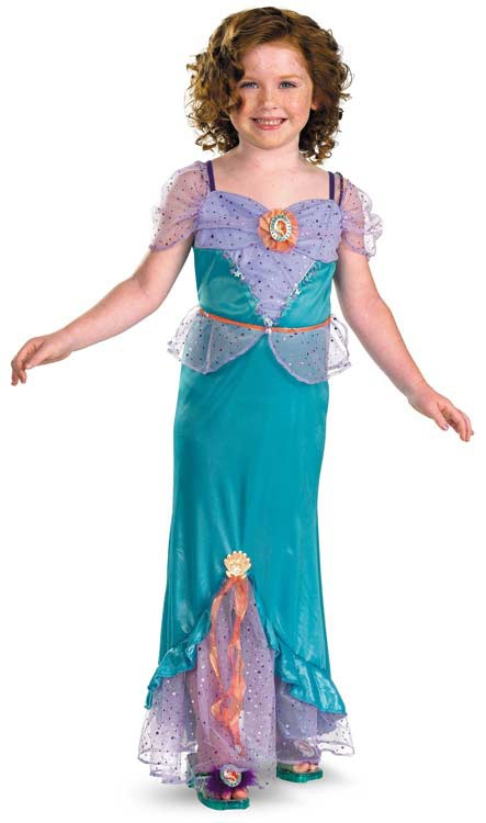 Disney Mermaid Ariel Quality Kids Costume