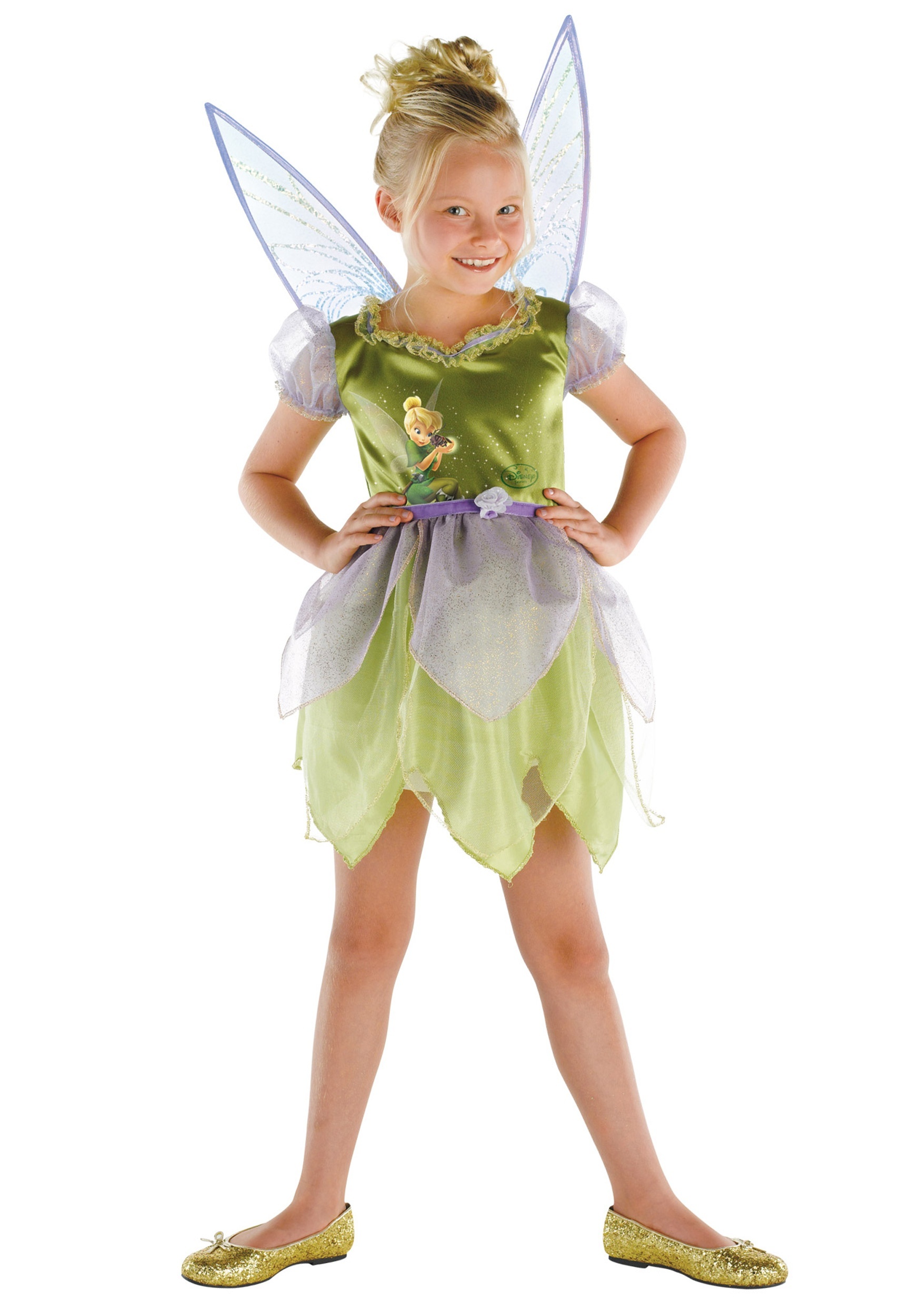girls lost treasure disney tinkerbell costume mr costumes. Black Bedroom Furniture Sets. Home Design Ideas