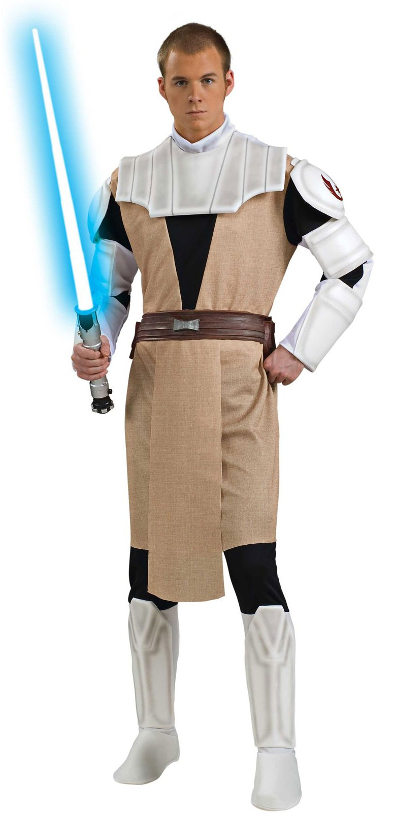Deluxe Adult Obi Wan Kenobi Star Wars Costume Costumes