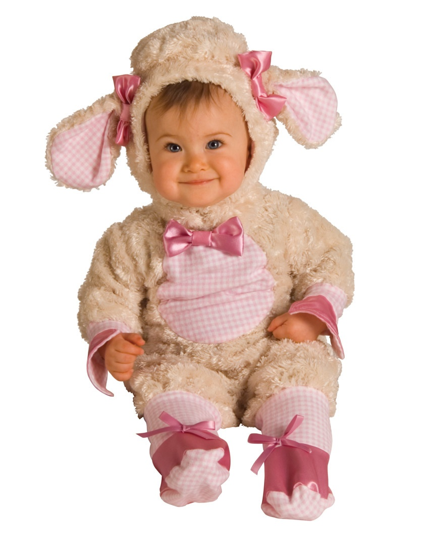 lucky lil lamb baby costume mr costumes. Black Bedroom Furniture Sets. Home Design Ideas