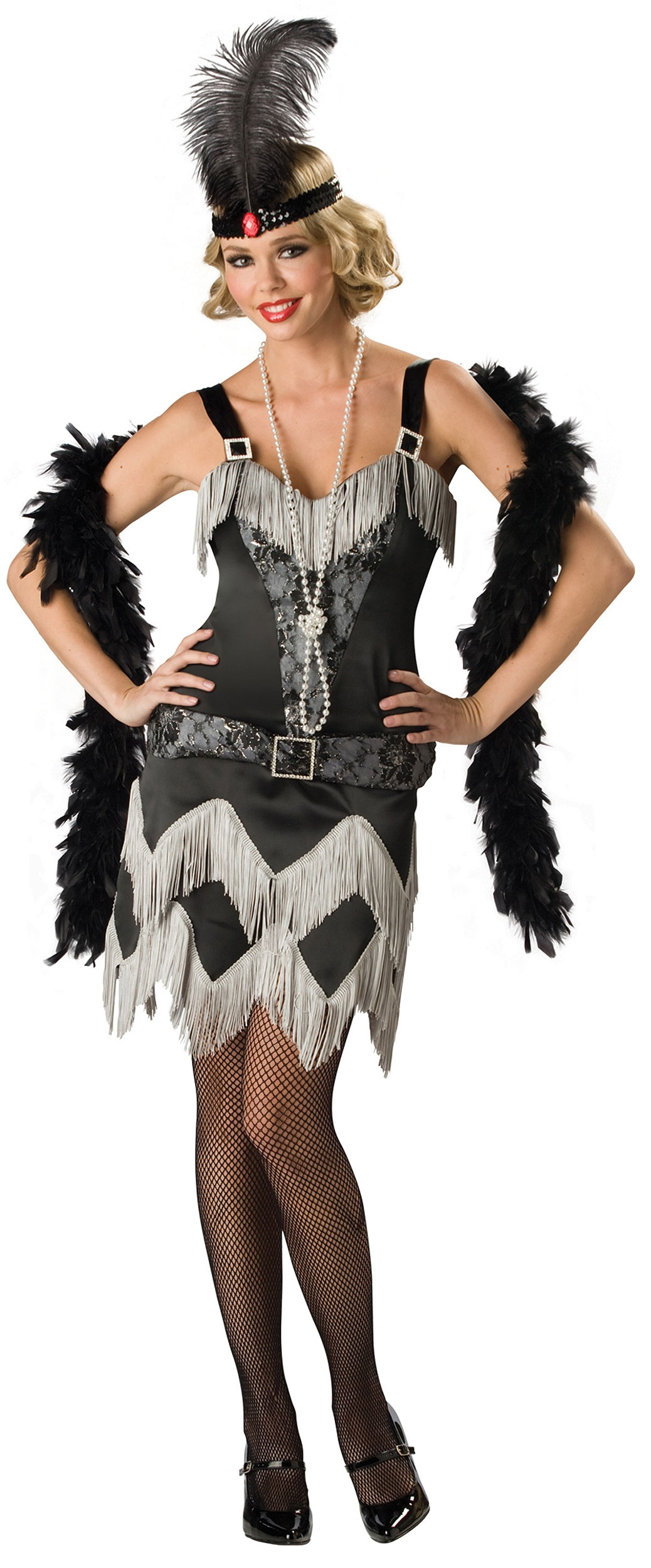 Charleston Cutie Adult Flapper Costume