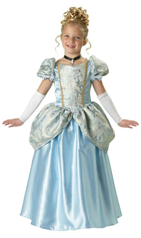 Enchanting Princess Kids Costume