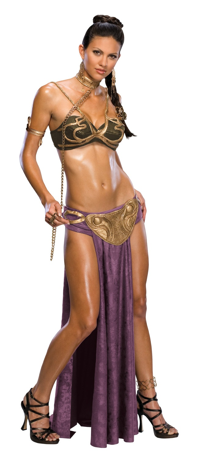 Secret Wishes Princess Leia Slave Costume