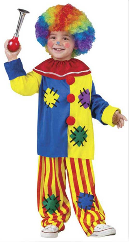 Toddler lolli the clown theclown costumes at childshop Prices with a real ...