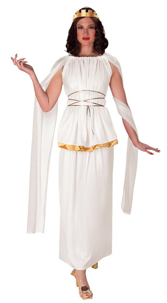 Womens Athena Adult Greek Goddess Costume - Mr. Costumes